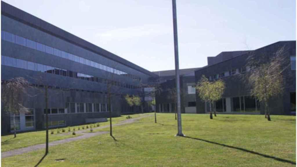 Hospital Universitario Lucus Augusti.