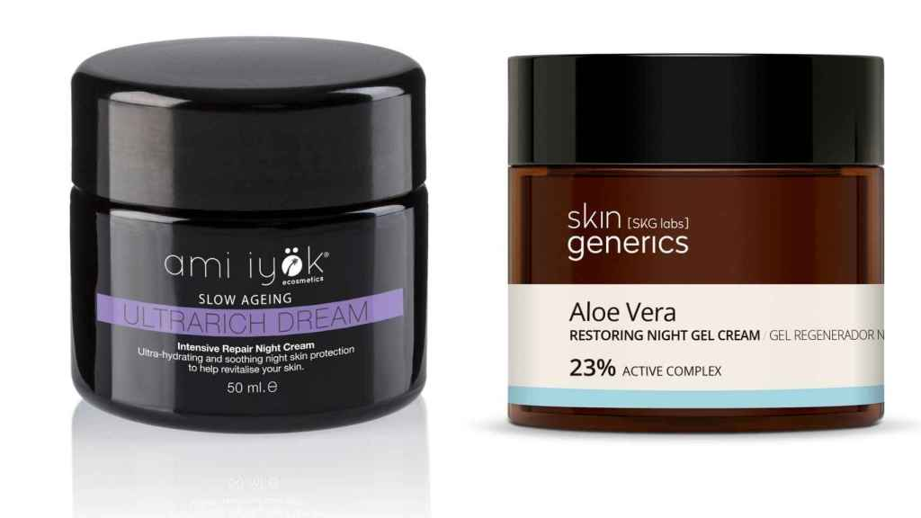Cosmetics are most effective at night because they activate cell regeneration.