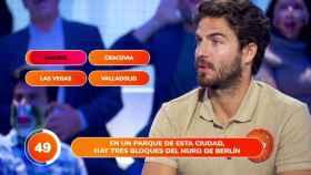 Quiénes son Maxi Iglesias, Víctor Palmero, Fiorella Faltoyano y Estefanía Luyk, los invitados de 'Pasapalabra'