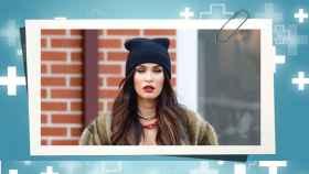 Megan Fox en un montaje de JALEOS.