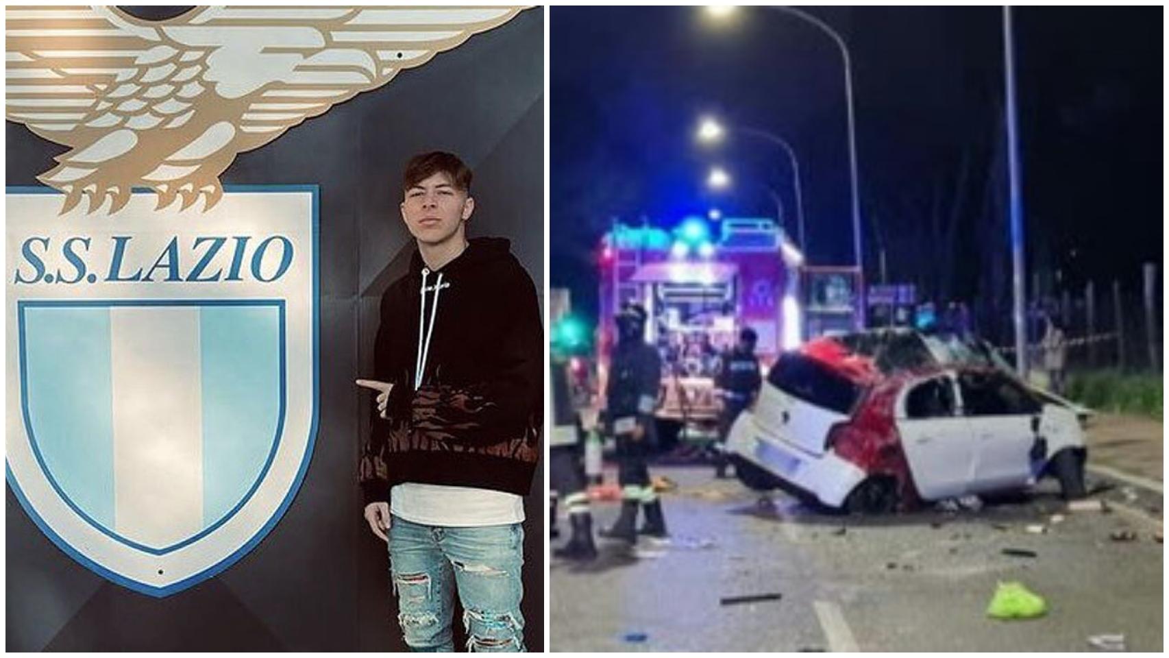 Muere Daniel Guerini, perla de la Lazio, en un accidente de tráfico