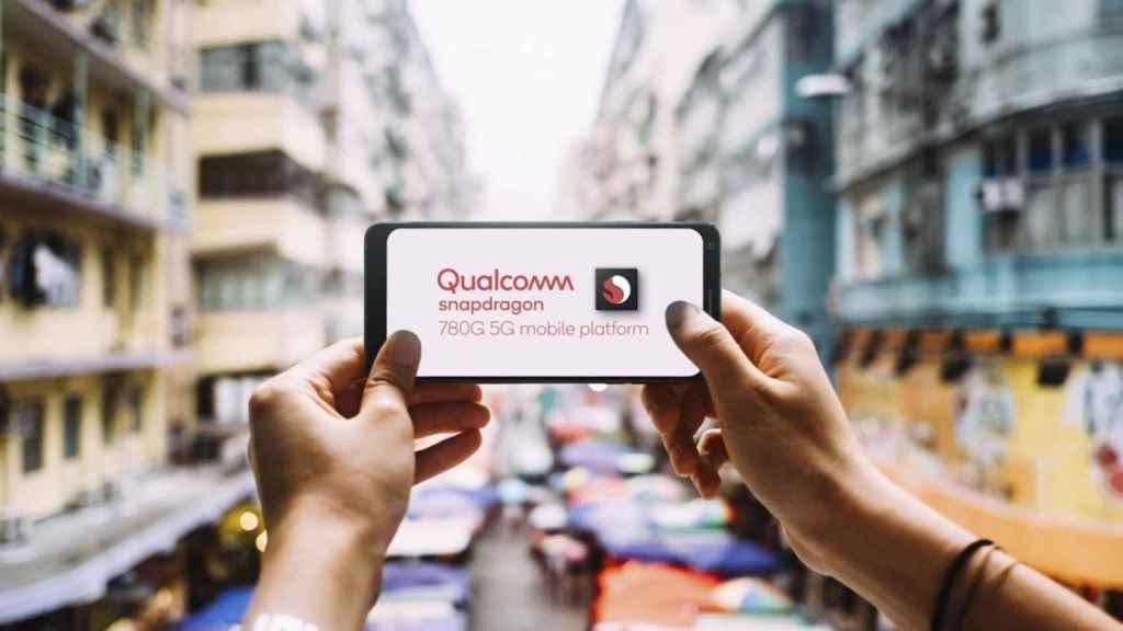 Nuevo Snapdragon 780G: Qualcomm renueva su gama media con 5G