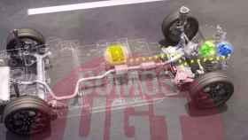 Imagen difundida por UGT-Ford al conocer la convocatoria para anunciar el nuevo motor híbrido. EE