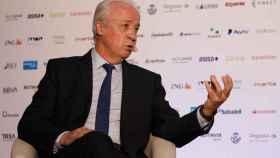 Carlos Tusquets, presidente ejecutivo de Trea AM, durante el Observatorio de las Finanzas de EL ESPAÑOL e Invertia.