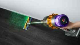 La nueva aspiradora Dyson V15 Detect