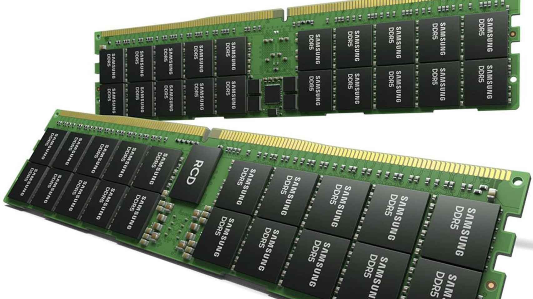 Memoria DDR5 de Samsung