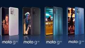 Nuevos Motorola Moto G