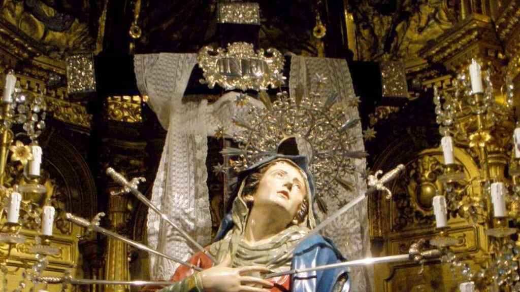 Nuestra Señora de los Dolores.