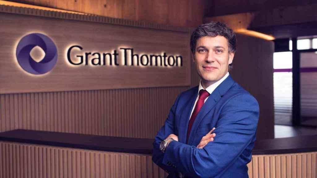 Luis Pastor, socio director de Grant Thornton y máximo responsable de CitizenLab.