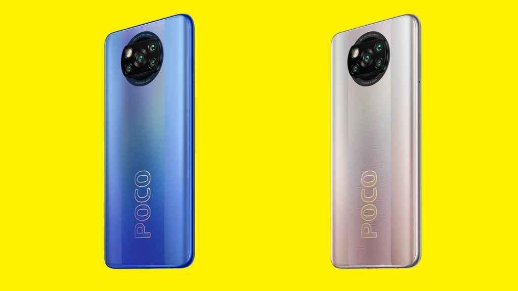 Poco X3 Pro.