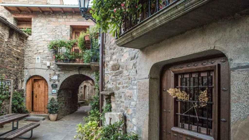 El Pueyo de Araguas, Huesca