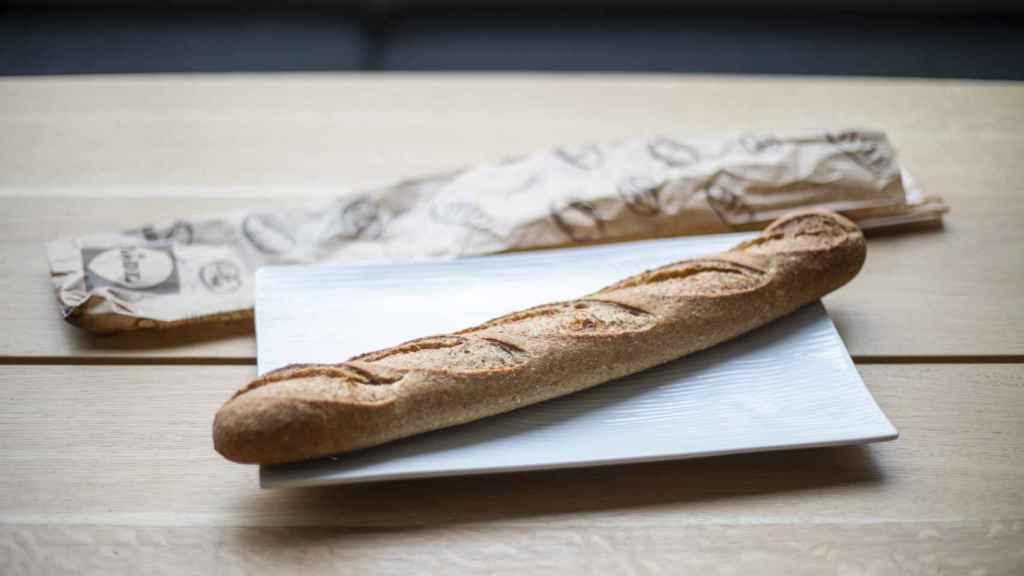 La barra de pan integral de Lidl.