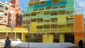 Centro Cultural Las Cigarreras Alicante que da nombre a la zona de inversiones.