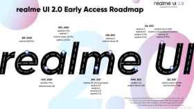 Móviles realme que actualizarán a Android 11 con realme UI 2.0: calendario actualizado