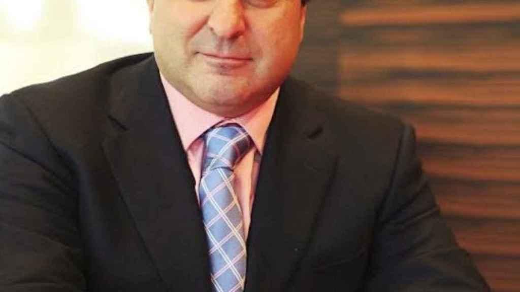 Luis Bononato en una foto de archivo.