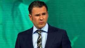 El presentador de La Sexta Noche, Iñaki López.