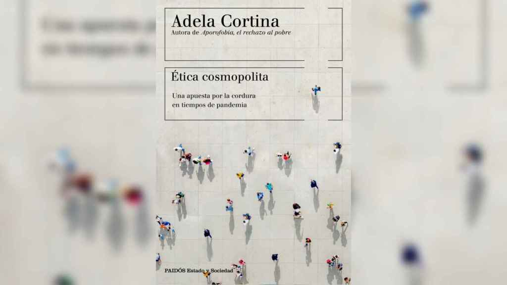 Carátula de 'Ética Cosmopolita' (Paidós)