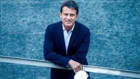 El exprimer ministro francés Manuel Valls.