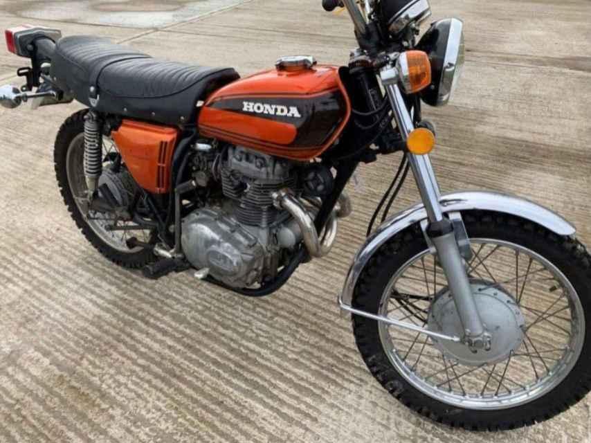 Las Honda de los setenta y los ochenta, las más codiciadas.