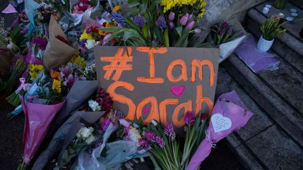 En los últimos días se ha rendido homenaje a la figura de Sarah Everard.