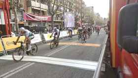 Peter Sagan gana la sexta etapa de la Volta a Cataluña