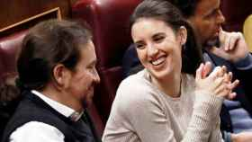 Pablo Iglesias e Irene Montero, la pareja del momento