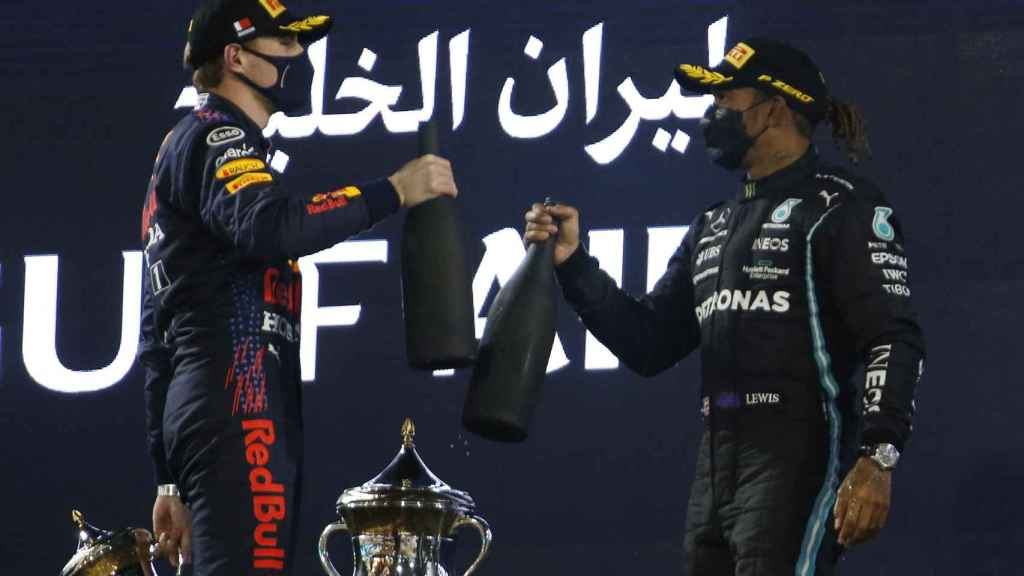 Max Verstappen y Red Bull revientan el 'statu quo' de la F1: Mercedes salva  los papeles gracias a la FIA