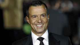 Jorge Mendes, representante de fútbol