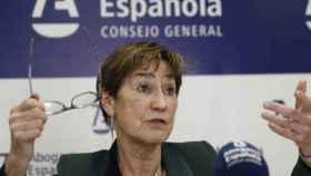 Victoria Ortega, presidenta del Consejo General de la Abogacía.