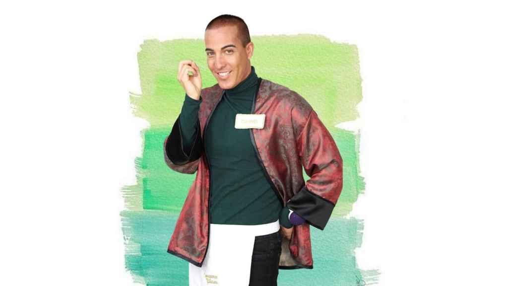 Gabriel de 'Maestros de la costura'