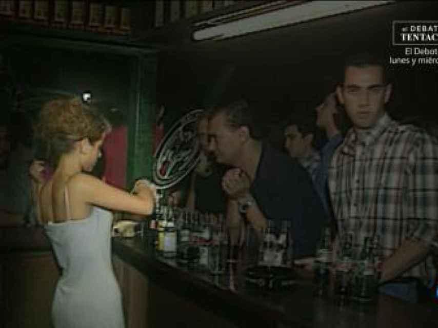 Imagen de la discoteca La Brisa extraída del documental 'Rocío, contar la verdad para seguir viva'.