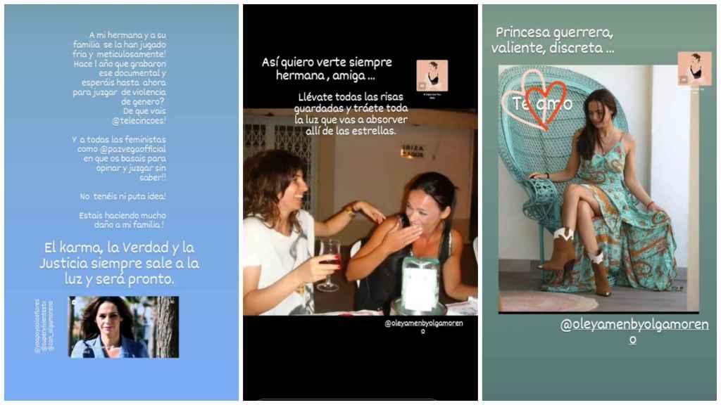 Rosa Moreno en sus redes sociales.