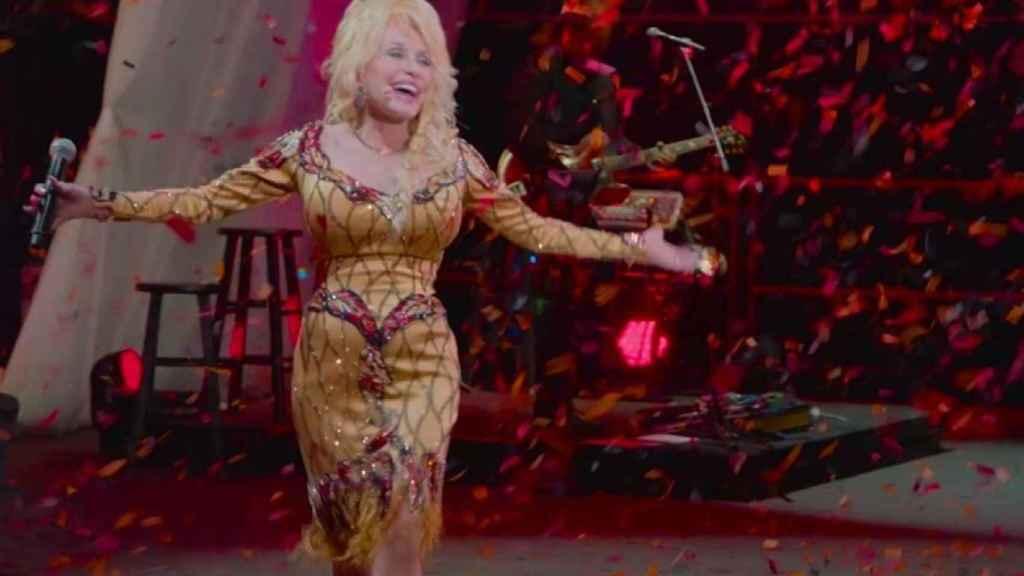 La cantante Dolly Parton.