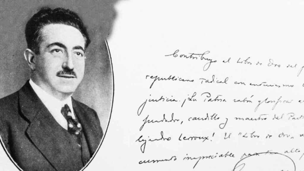 Salazar Alonso era un villano para la izquierda obrera radical y, precisamente por ese motivo, fue también su víctima.