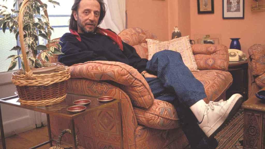 Andrés Aberasturi en una imagen fechada en enero de 1980.
