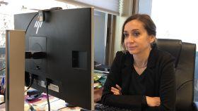 La secretaria de Salud Pública de la Comunidad Valenciana, Isaura Navarro (Compromís).