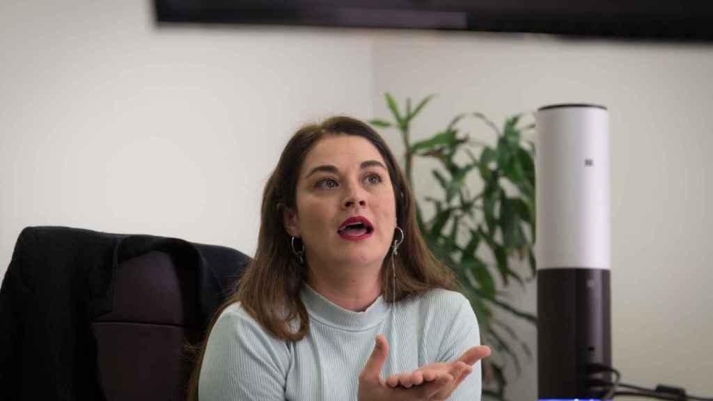 La consellera de Agricultura de la Comunidad Valenciana, Mireia Mollà.