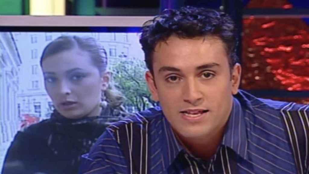Las redes han criticado la presencia del colaborador en 'Rocío, contar la verdad para seguir viva'.