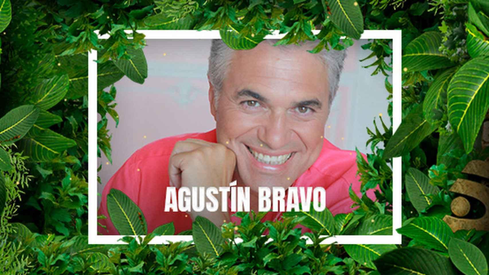 Agustín Bravo es uno de los concursantes confirmados de 'Supervivientes 2021'.