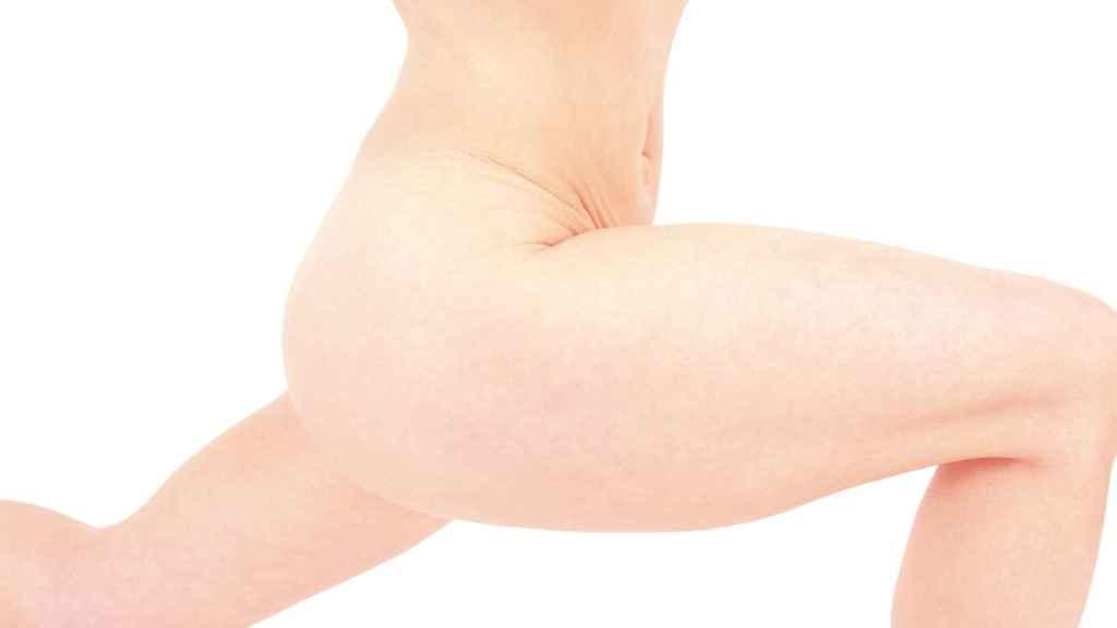 Fortaleciendo los músculos de las piernas.