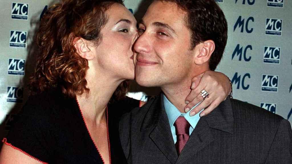 Rocío Carrasco y Antonio David Flores, en una imagen de archivo.