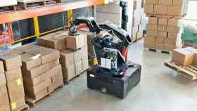 Stretch, el nuevo  robot de Boston Dynamics