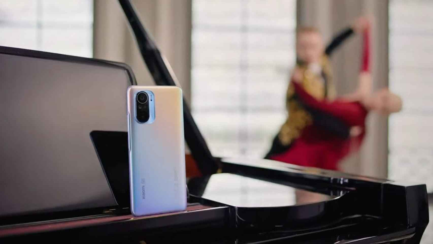 Nuevo Xiaomi Mi 11i