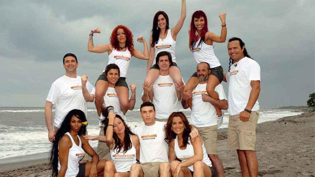 El casting de 'Supervivientes 2007'