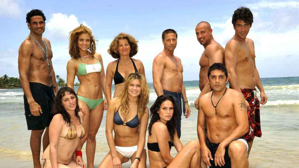 Concursantes de 'Supervivientes 2010'