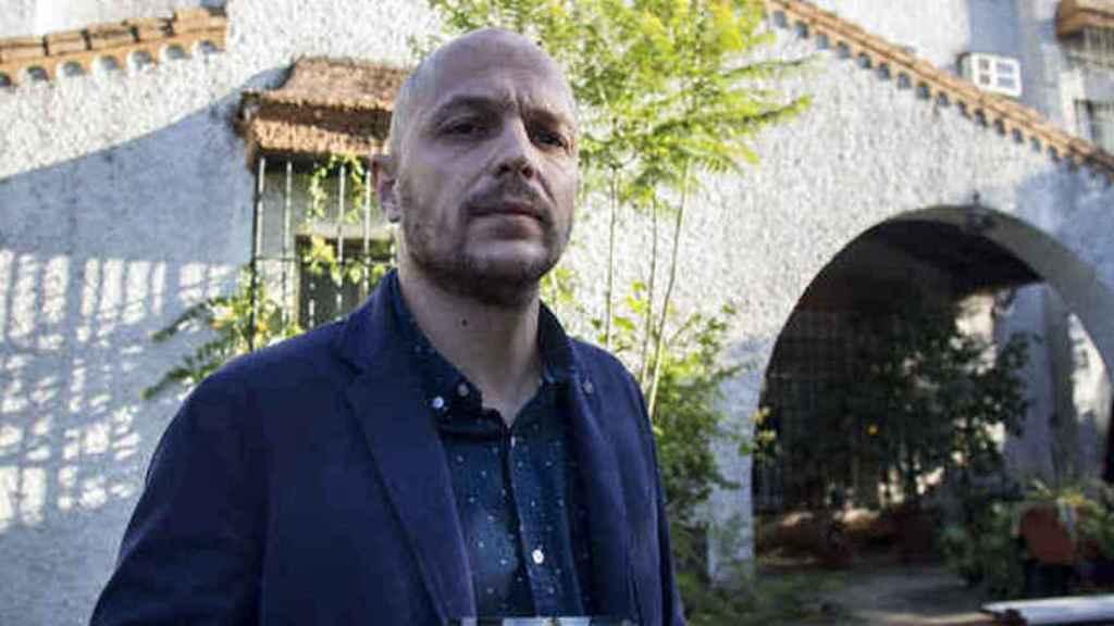 Francisco Javier en una imagen cedida a EL ESPAÑOL.