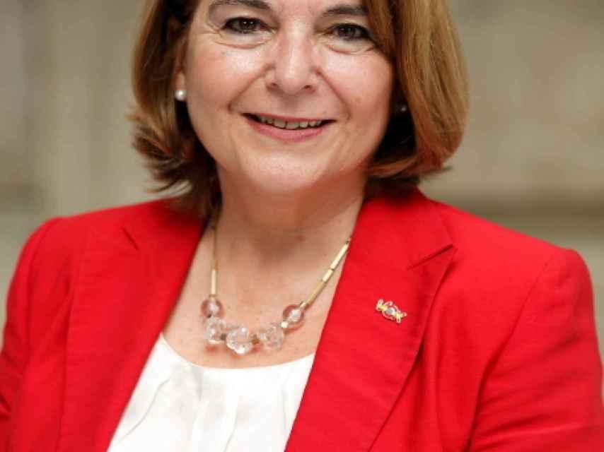 Mabel Campuzano, la parlamentaria expulsada de Vox que será nueva titular de Educación