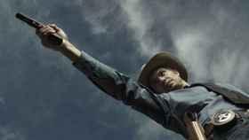 Timothy Olyphant y Walton Goggins protagonizan 'Justified'.