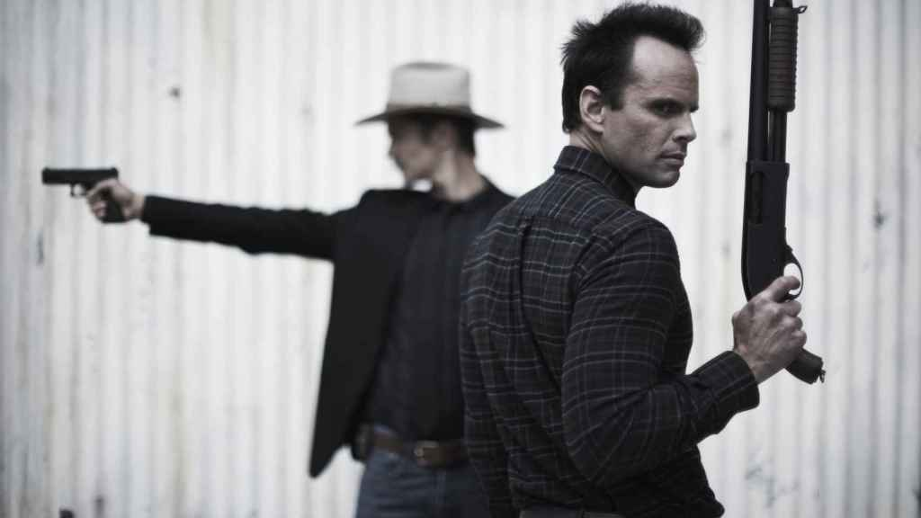 Walton Goggins is the antagonist of the series.