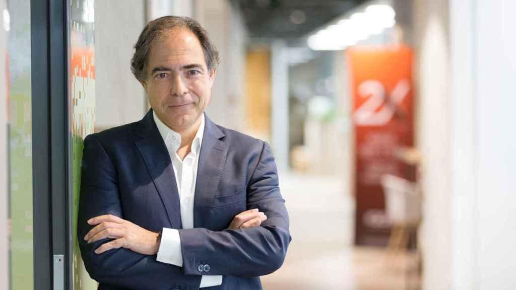 Enrique Jiménez, director general de Philip Morris Spain.